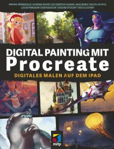 Cover: Digital Painting mit Procreate