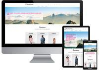Der frisch gelaunchte ipanema Onlineshop