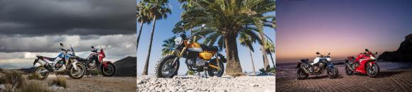 """Drei Podiumsplätze für Honda bei der Leserwahl zum """"Motorrad des Jahres 2019"""""""