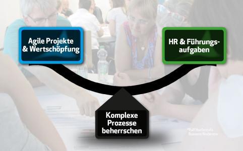 Was wissen HR und Führungskraft? … Workshop: Personalverantwortung in Zeiten agiler Projektmethoden sowie agiler Arbeitsprozesse
