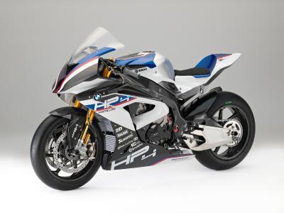 Die neue BMW HP4 RACE