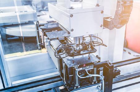 Produktionsanlage von Aurora Solar; Foto: Aurora Solar Technologies
