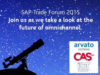 SAP-Trade Forum: Join us as we take a look at the future of omnichannel