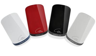 Jetzt erhältlich: SPEEDLINK® CUE Wireless Multitouch Mouse