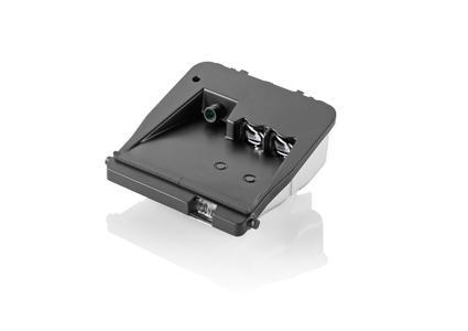 Die SRL-CAM400 kombiniert Kamera und Infrarot-Entfernungsmesser (LIDAR)