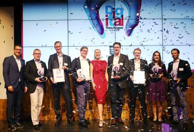 "Das sind die ""Digital Transformer  of the Year"" 2018"