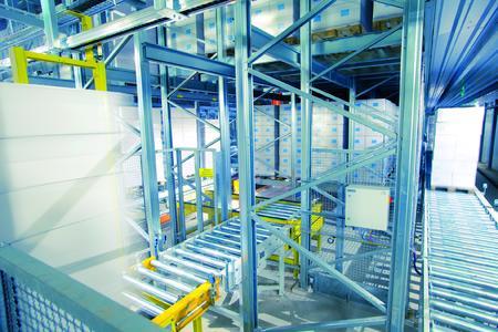 Tiefkühllager von Harry-Brot in Soltau - Made by SIVAplan