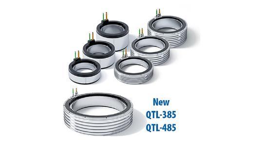 Die QTL Torque Motor Serie von Tecnotion