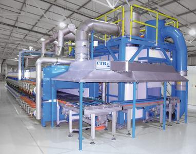 Die direkte Messung des Massenstroms ohne zusätzliche Sensoren ermöglicht in Prozessöfen die zielgenaue Stöchiometrie der Verbrennung