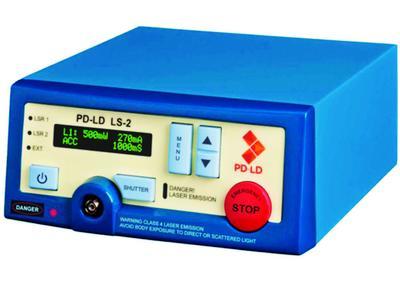 VBG stabilisierte Laserquelle für Raman Spektroskopie und SERDS