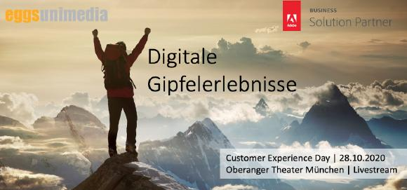 Adobe Customer Experience Day 2020
