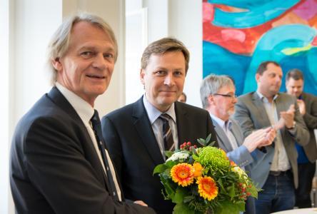 Potsdamer Uni-Präsident wiedergewählt