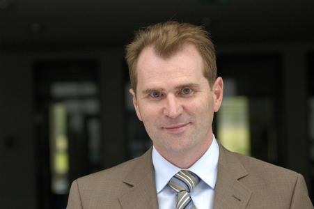 Martin Gundlach, Geschäftsführer der Dokuwerk KG