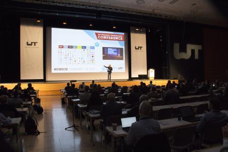 WT | Wearable Technologies Conference 2017 EUROPE erfolgreich in München abgeschlossen