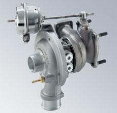 Wachstumsmarkt Turbolader: Kleinere, aufgeladene Motoren sparen CO2