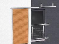 EJOT® Iso-Corner für die nachträgliche Befestigung von mittelschweren bis schweren Anbauteilen