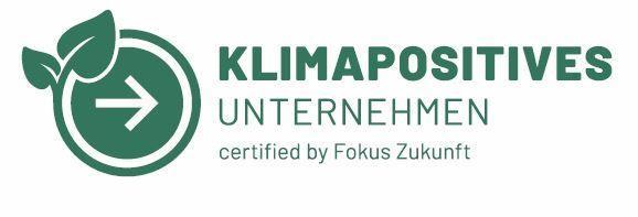 Klimapositives Zertifikat