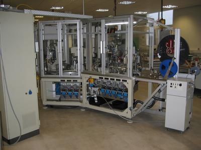 Nach der Übernahme sind bei der AFT-Automation & Feinwerktechnik die Schaffung neuer Arbeitsplätze und die Ausweitung der Geschäftstätigkeit geplant.