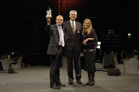 IDC EMEA Award for ICT Innovation 2007 for Swedbank