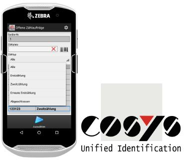 Das ideale Android MDE mit COSYS Software
