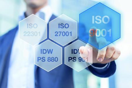 Saarbrücker Cloudanbieter erhält erneut EN ISO 9001 Gütesiegel