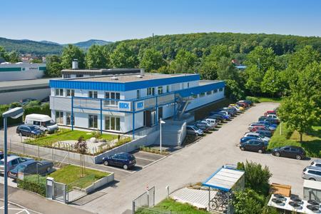 Bock Trainingscentre in Frickenhausen