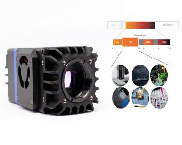 New Imaging Technologies neue schnelle SWIR Kameras HiPe SenS gibt es jetzt auch mit CameraLink Schnittstelle
