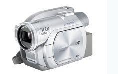 2006 - VDR-D300: 3CCD DVD Camcorder / EISA Award: European DVD Camcorder