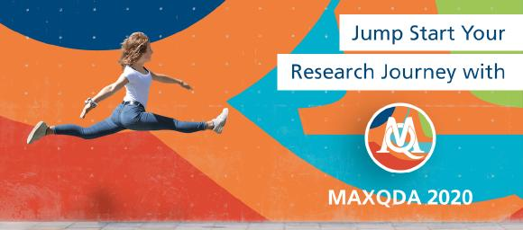 Jump Start Your Research Journey with MAXQDA 2020