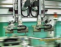 KBH Ladeportal für Werkzeugmaschinen in Linienverkettung