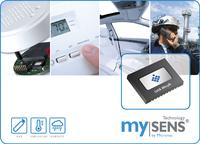 Micronas presents the GAS 86xyB - the smallest and most efficient multi-parametric sensor platform for gas detection