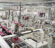"""""""Durch die leistungsfähige 5G Mobilfunktechnologie können wir die Potenziale und Vorteile der Digitalisierung unserer Fertigungsprozesse noch weiter ausschöpfen. Wir wollen damit die nächste Stufe zur Steigerung der Flexibilität und Effizienz unserer Produktion erreichen"""", sagt Carsten Röttchen, Technischer Geschäftsführer von Rittal / Quelle: Rittal GmbH & Co. KG"""