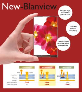 Advantages of the New Blanview Technology (Copyright: Ortus Technology)