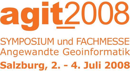 Logo AGIT 2008