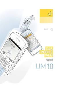 Der Usability Monitor 2010 zeigt auf, worauf es bei der Gestaltung mobiler Websites ankommt