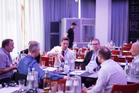 Arbeitsgruppen zu gleich zwölf unterschiedlichen Themen stehen in diesem Jahr auf dem Programm / Quelle Eplan Software & Service GmbH & Co. KG