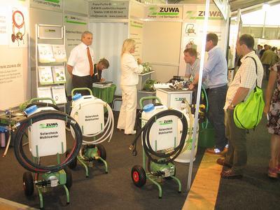 ZUWA-Zumpe erfolgreich auf dem italienischen Markt