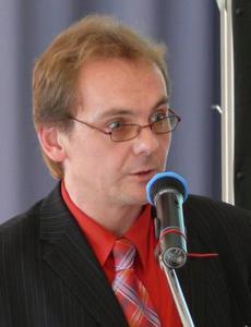 Bernhard Wiedemann, Sachgebietsleiter Informations- und Kommunikationstechnik (IuK) im Landratsamt Landshut