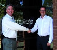 Complete Genomics and GATC Biotech Collaborate on Human Genome Sequencing Projects