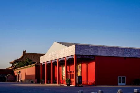 RÖDER Museums-Pavillon Verbotene Stadt, Ansicht 3