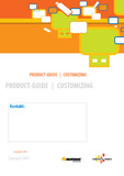 Memorysolution Product-Guide - Rückansicht vom Katalog