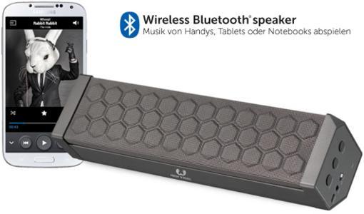 Fresh 'N Rebel präsentiert die Rockbox Raw: den Rebellen unter den tragbaren Bluetooth-Lautsprechern