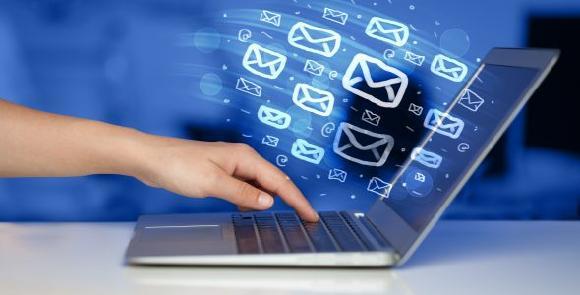 2016 stieg das E-Mail-Aufkommen in Deutschland um 15 Prozent / © Shutterstock