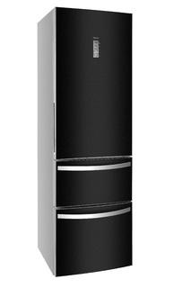 3d k hl gefrierkombination von haier zeigt sich in neuem gewand haier deutschland gmbh. Black Bedroom Furniture Sets. Home Design Ideas