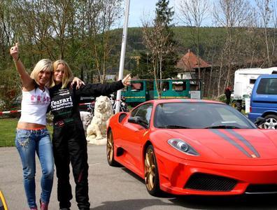 Allora Ferrrai Vermietung Ferrari Lamborghini Porsche Fast Umsonst Selber Fahren Wer Will Das Nicht Speed Magazine Agency Pressemitteilung Pressebox