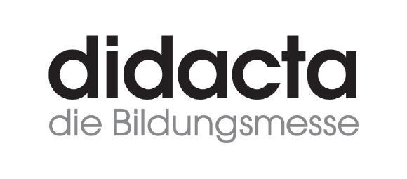 Logo der didacta - die Bildungsmesse