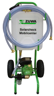 Pumps for Pros - ZUWA exhibiting at the Mostra Convengno 2010 in Milano
