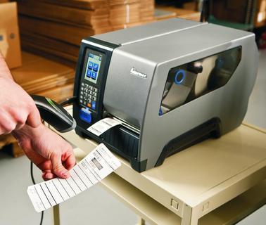 Intermec PM43 / PM43c: Robuste Industrie-Etikettendrucker minimieren TCO