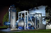 HyKa Hydrogen Test Center at Karlsruhe Institute of Technology (KIT) (Copyright: Karlsruhe Institute of Technology (KIT))