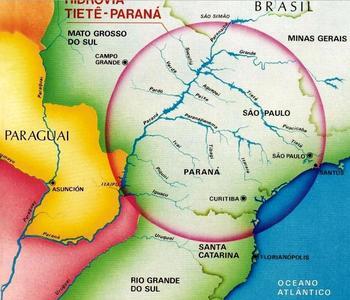 Brasiliens zentralen Transportkorridor ist wieder passierbar